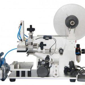 Полуавтоматическая этикетировочная машина для плоской тары MT-60
