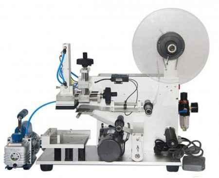 Полуавтоматический этикетировщик для плоской тары MT-60