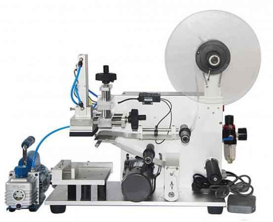 Этикетировочная машина для плоской тары МТ-60
