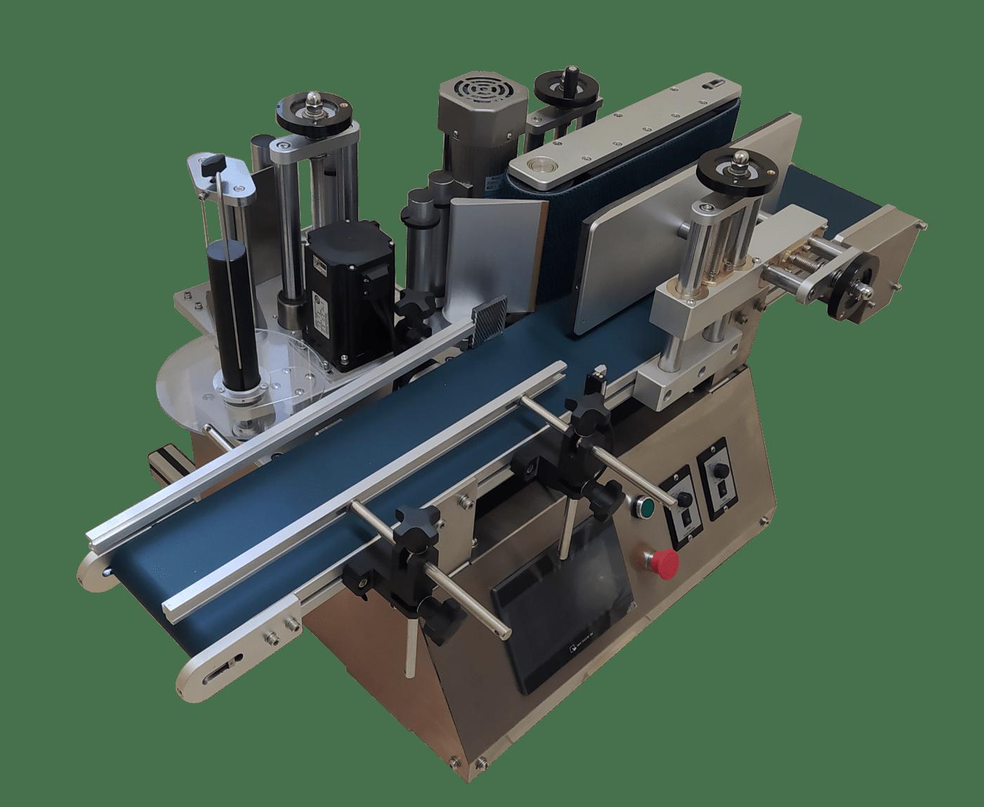 Автоматическая этикетировочная машина YTK-150D с маркиратором даты