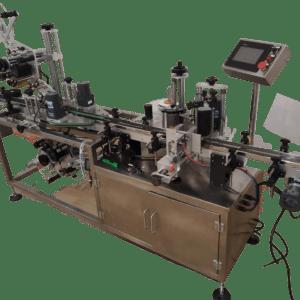 Этикетировочная машина трехсторонняя